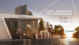 Archend Yapı'dan Ultra Lüks Bir Yaşam Projesi: Port Life Antalya!