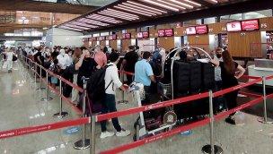 İstanbul Havalimanı geçen ay 4 milyon 79 bin 363 yolcuya hizmet verdi