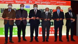 WoodTech Fuarı, TÜYAP'ta kapılarını açtı