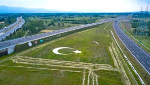 Fiber optik akıllı ulaşım sistemi Kuzey Marmara Otoyolu'nda!