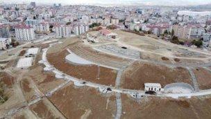 Sivas'ta 55 dönümlük araziye kurulacak park kente değer katacak