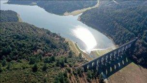 İstanbul'un barajlarındaki doluluk oranı yüzde 47,7 seviyesinde!