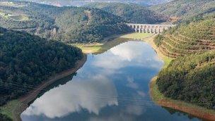 İstanbul'un barajlarındaki doluluk oranı yüzde 46,85 seviyesinde!