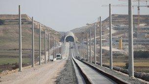 Çerkezköy-Kapıkule Yüksek Hızlı Tren etabında çalışmaların yüzde 50'si tamamlandı
