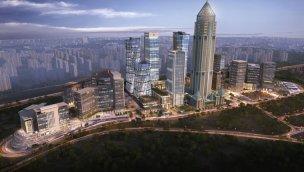 Körfez ülkeleri İstanbul Finans Merkezi'nde yerini alacak!