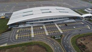Fuzuli Uluslararası Havalimanı'nın inşaatı 8 ayda tamamlandı