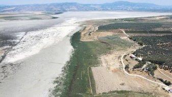 Kuruyan göller arazi gaspçılarına rant kapısı oldu