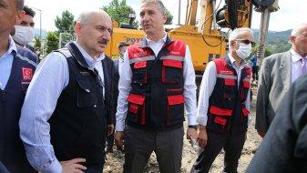 """""""Sinop Ayancık'ta 2 bin 779 vatandaşımızı tahliye ettik"""""""