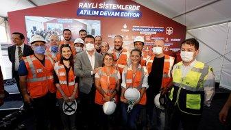 Ümraniye-Göztepe Metro Hattı 2023 yılı sonunda testlere başlayacak