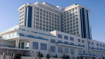 Afyon'daki 5 yıldızlı termal otele ilk ihalede alıcı çıkmadı