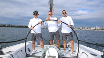 MESA Sailing Team, Bosphorus Cup'ta yarıştı