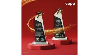 COPA Isı Sistemleri'ne NOSAB'tan çifte ödül!