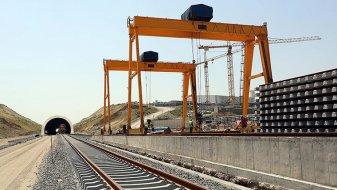 Halkalı-Kapıkule hızlı tren hattının ilk etap çalışmalarının yarısı tamamlandı