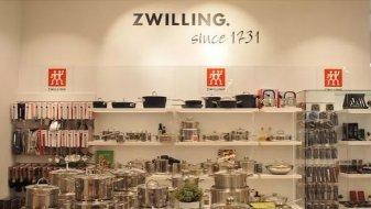 Zwilling İzmir'deki ilk mağazasını İstinyepark AVM'de açtı