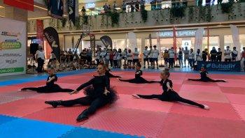 Avrupa Spor Haftası etkinlikleri 01 Burda AVM'de!