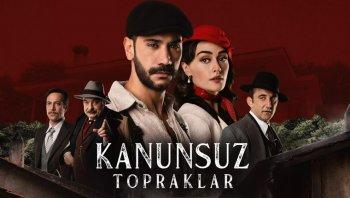 'Kanunsuz Topraklar' dizisi Zonguldak'ta okul yaptıracak!