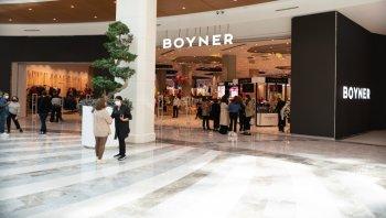 Boyner'in yeni mağazası İstinye Park İzmir'de açıldı!