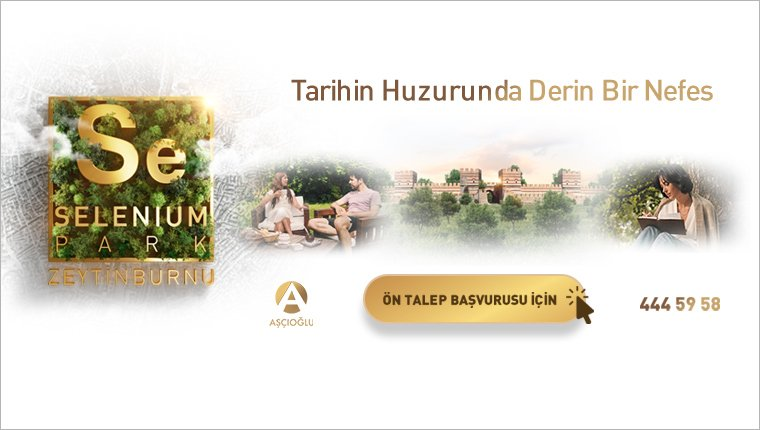 Tarihin Huzurunda Bir Nefes; Selenium Park Zeytinburnu!