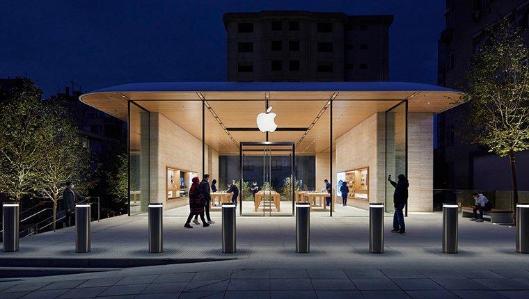 Bağdat Caddesi, Apple mağazasıyla %98 doluluk oranına ulaştı