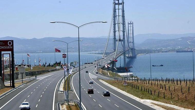 Osmangazi Köprüsü, araç geçiş rekoru kırdı!