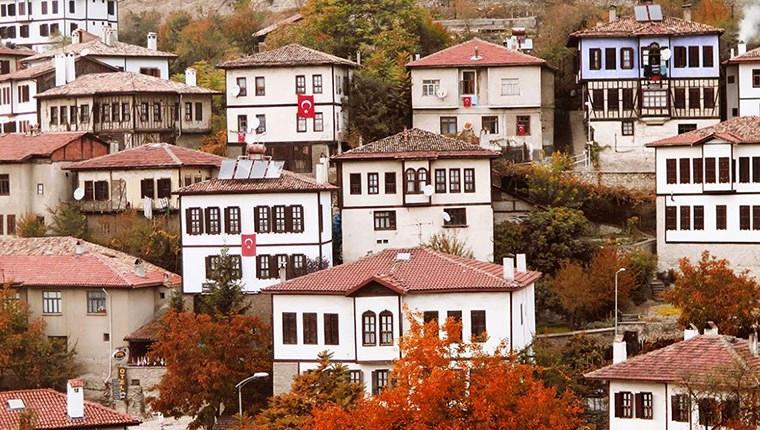 Safranbolu, bayramda nüfusunun 3 katı turist ağırladı