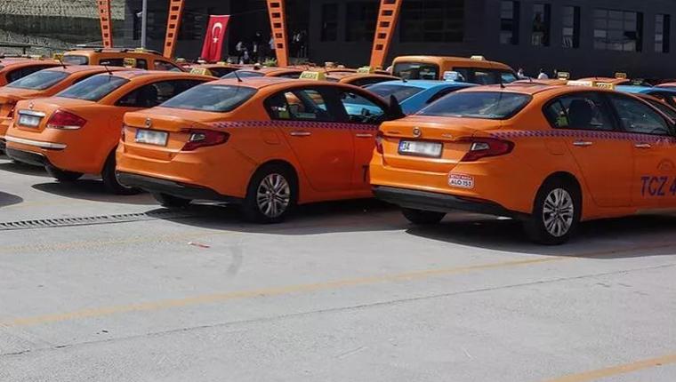 İBB, 150 havalimanı taksisinin çalışma ruhsatını iptal etti