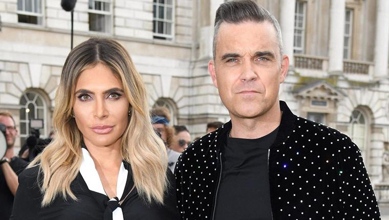 Robbie Williams ile Türk eşi Ayda Field, Bodrum'da tatilde!