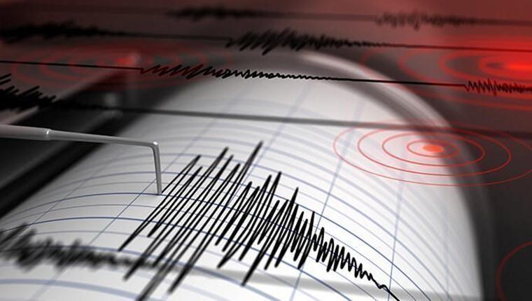 Datça açıklarında 4,6 büyüklüğünde deprem!