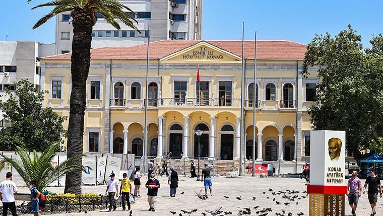 İzmir'deki Tarihi Hükümet Konağı 15 Temmuz'da açılacak