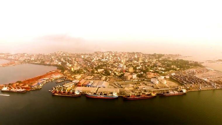Konakri Limanı Albayrak Grubu tarafından büyütülüyor