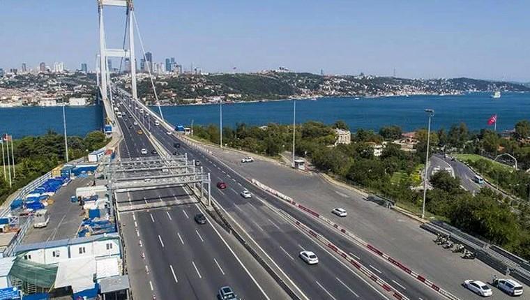 2021 Kurban Bayramı'nda köprü ve otoyollar ücretsiz olacak