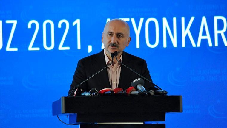 """""""Kanal İstanbul güzergahı üzerinde orman arazisi bulunmuyor"""""""