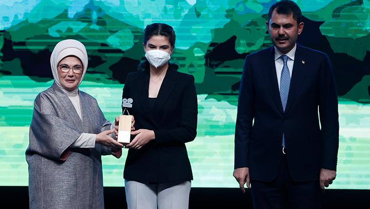 Sıfır Atık Kısa Film Yarışması'nda ödüller sahiplerini buldu