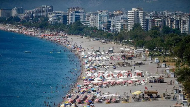 Antalya'daki turizm arsaları ihaleyle satılacak