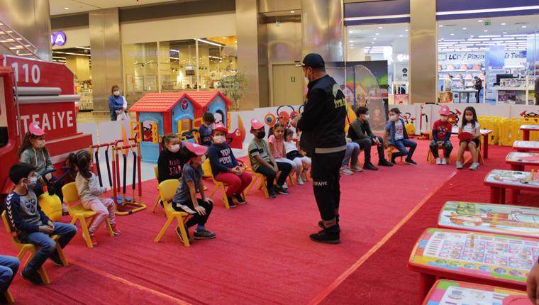Park Afyon AVM'den çocuklara özel etkinlik!