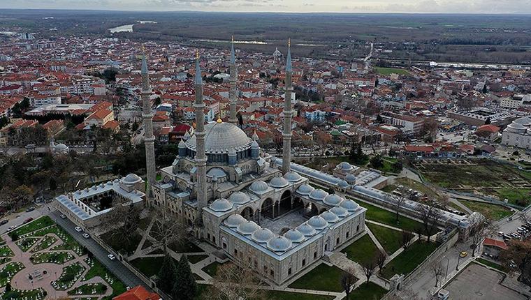 Selimiye Camisi'nin restorasyonu 2022'ye kadar başlayacak